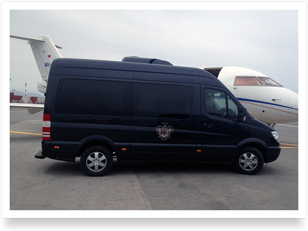 Our Fleet: Mercedes Sprinter 316 CDI