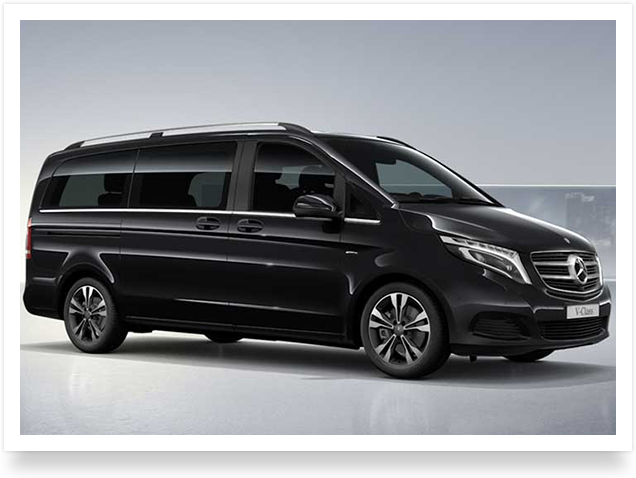 Our Fleet: Mercedes Viano Ambiente